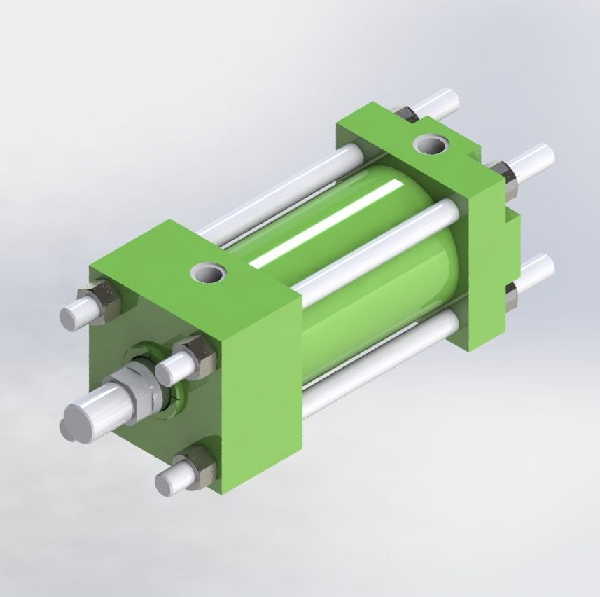 Hydraulic Cylinders - Valley Hydraulics